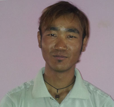 Ngawang Chongba sherpa - Mountain guide hire