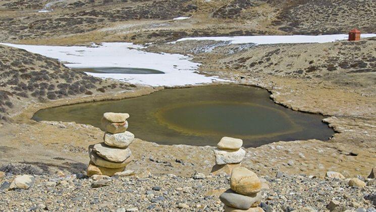 Damodhar kunda trekking