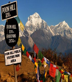 Poon hill vacation Trek
