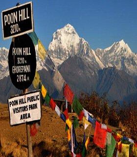 Poon hill trek tour
