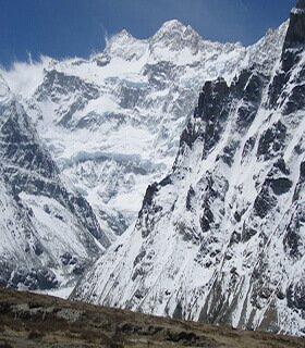kanchenjunga base camp trek nepal side