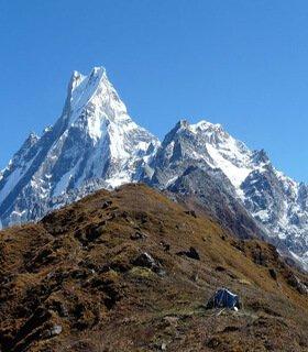 mardi peak trekking