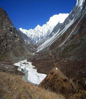 Arun valley combine with salpa la pass trekking