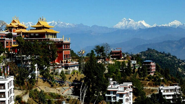Namobuddha and Balthali village best beginner treks in Nepal