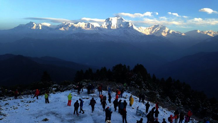 Christmas New Year Trek Tour