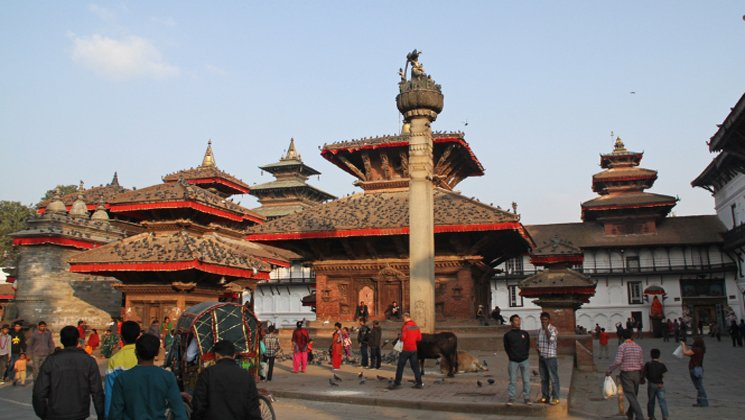 Kirtipur and Chobhar tour
