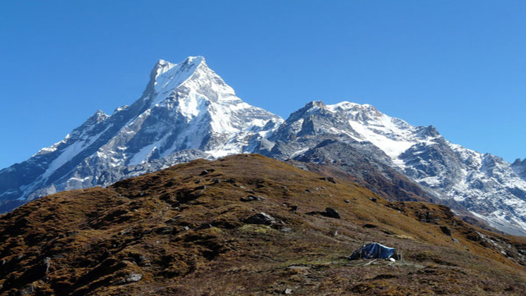 mardi himal best beginner treks in Nepal