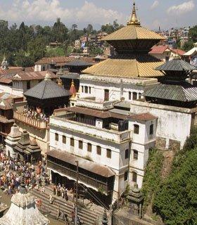 Kathmandu Hindu Pilgrimage tour