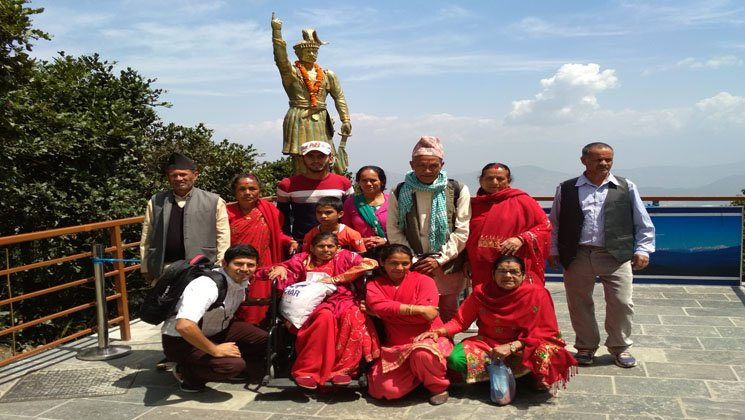Chandragiri Hill day tour information