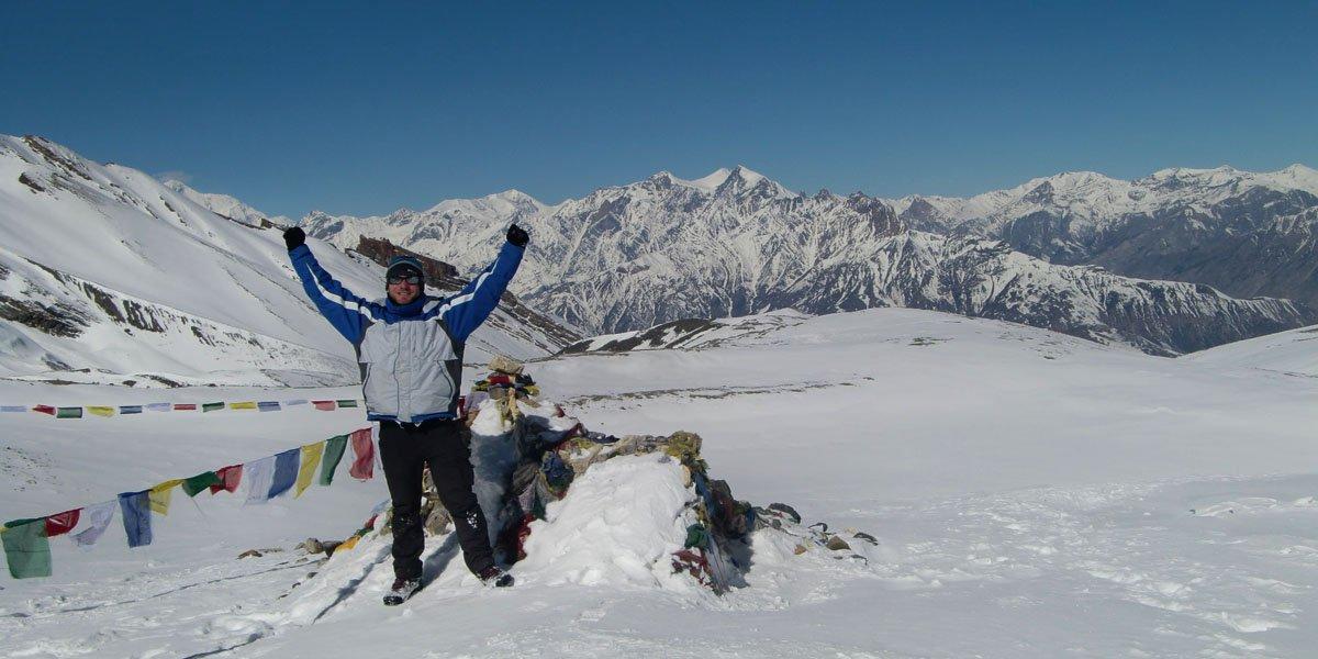 Nepal hiking holidays
