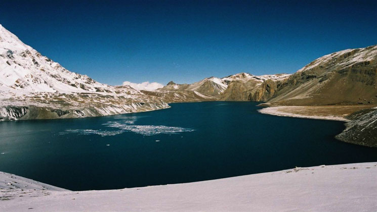 around Annapurna tilicho lake trek