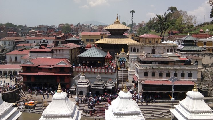 Pashupatinath temple tour package