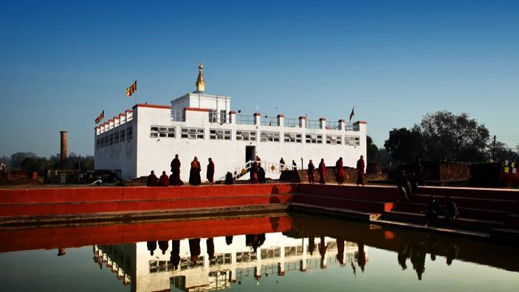 Lumbini Buddhist Tour