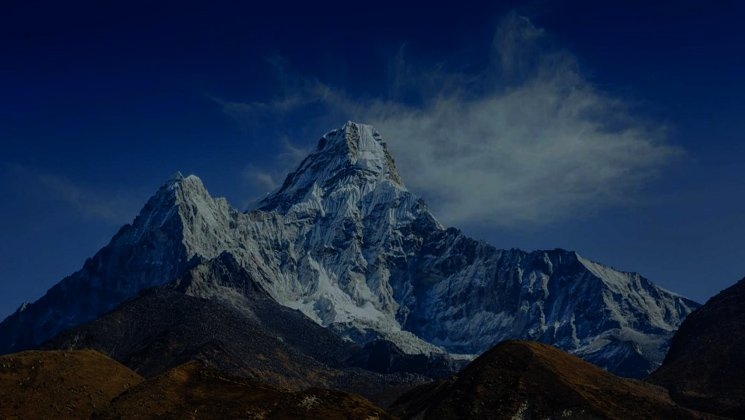 Ama Dablam base camp trek
