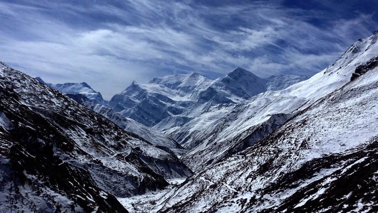 around Annapurna trek