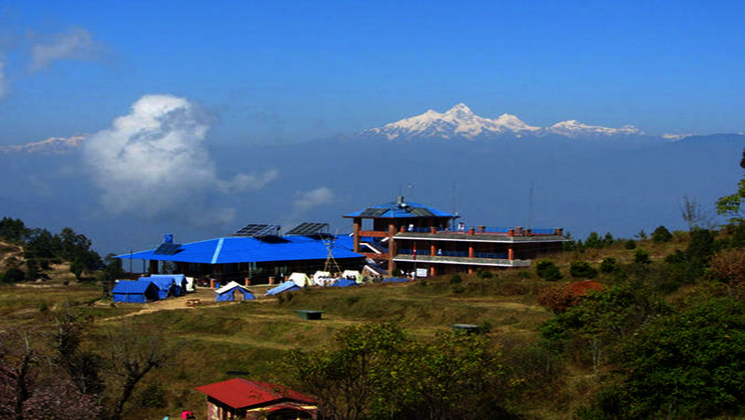 Kakani Gurje Bhanjyang day tour information