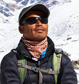 Jirel Bhakta Bahadur - trek guide hire in Everest