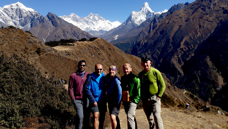Why hire travel experts to host trek in Nepal
