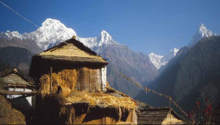 visit Annapurna journey