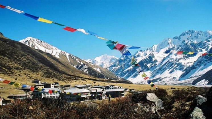 How much does it cost to go on a Langtang trek?
