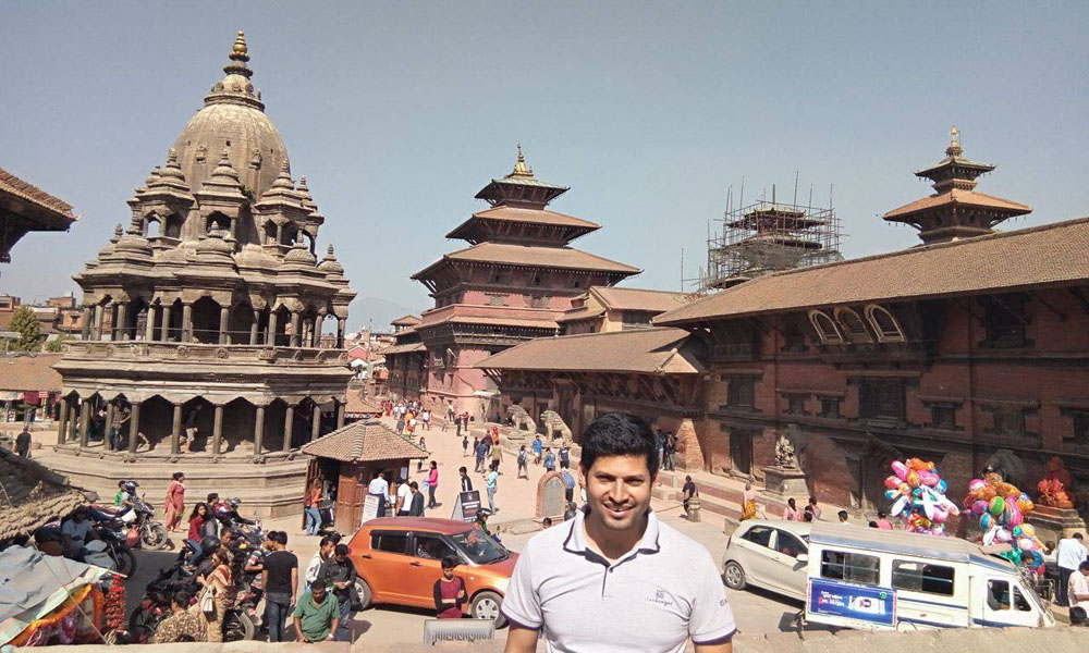 Kathmandu valley sightseeing with private tour guide