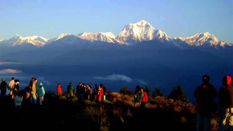 Poon hill sunrise trek