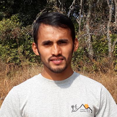 Jaya ram Thapaliya - trek guide in Nepal