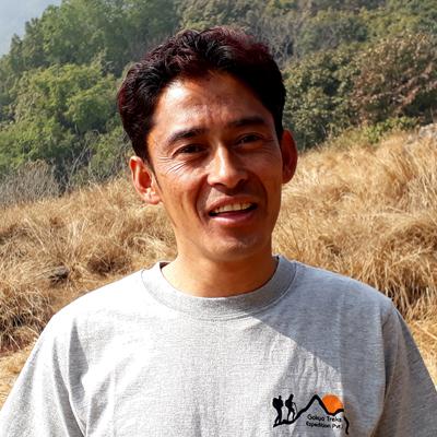 Kamal Bahadur Kharti - Annapurna trek guide hire