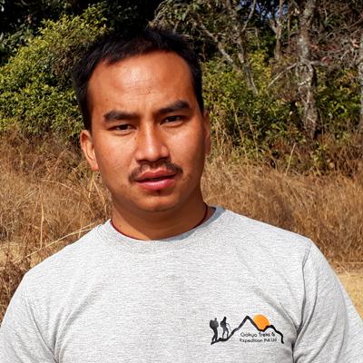 Lila Bahadur Tamang - trek guide annapurna