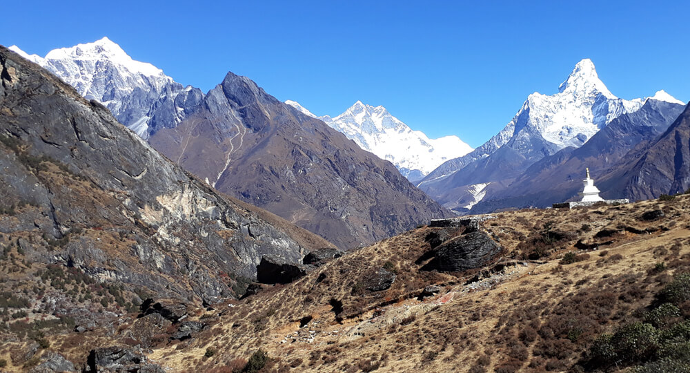 Vacation Trek in Himalaya