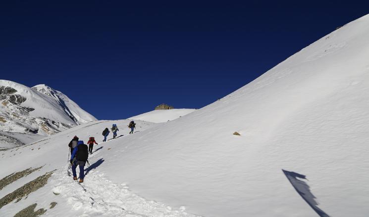 Die Annapurna rund  trek