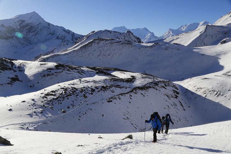 reisebuero und lokale reiseleiter nepal