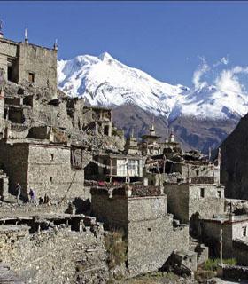 nar phu village
