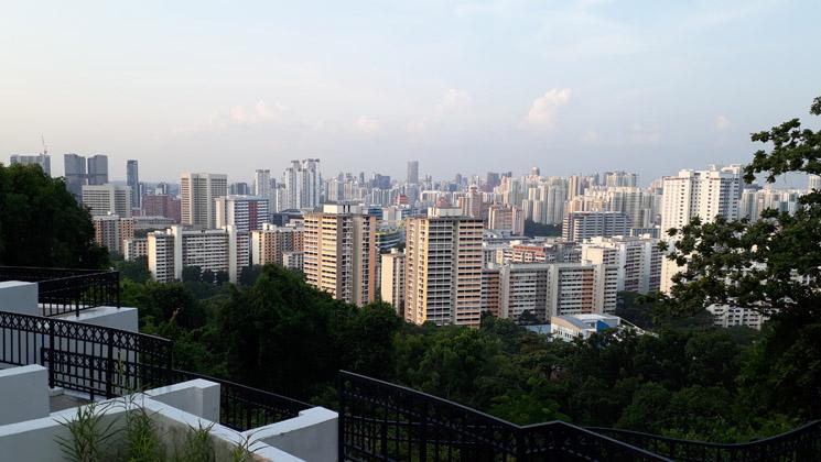 financial hub singapore