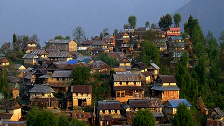 Ghalegaon Gurung Heritage Trail Trek