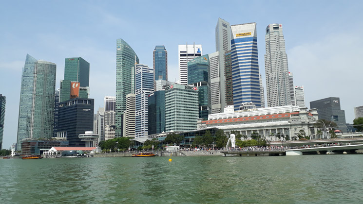 singapore business hub