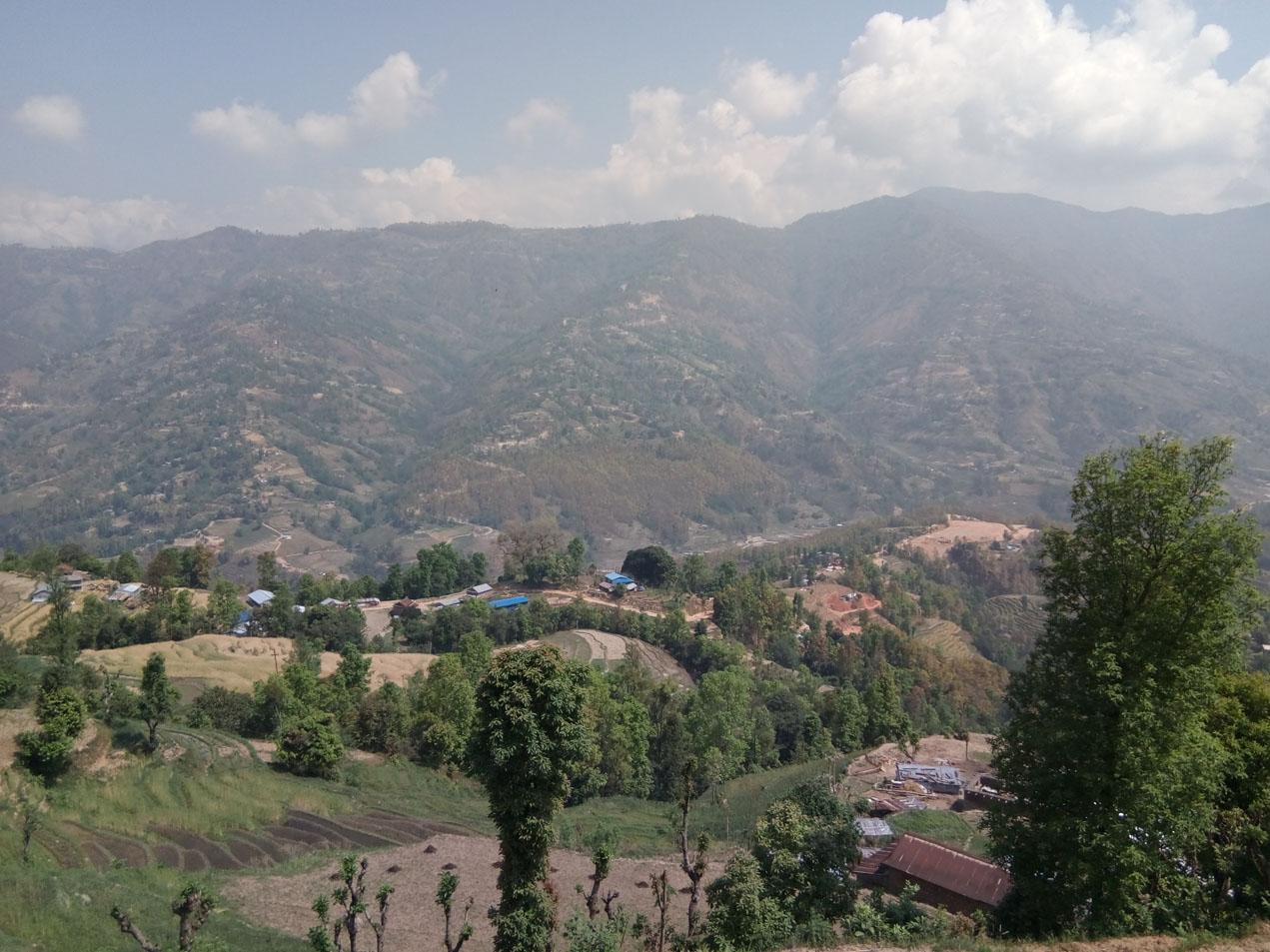 suryachour day hike