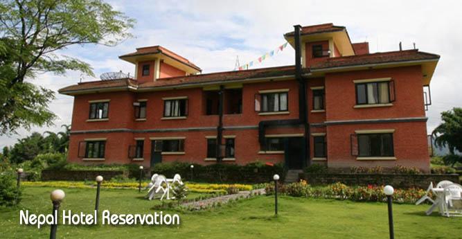 book hotel in kathmandu
