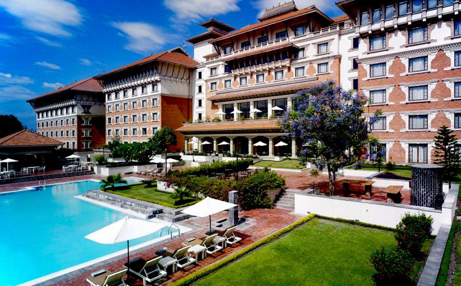 luxury hotel in Kathmandu