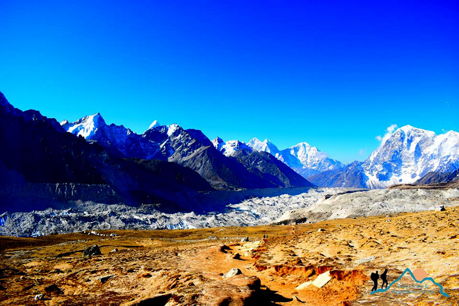 gorekshep to kala patthar hiking