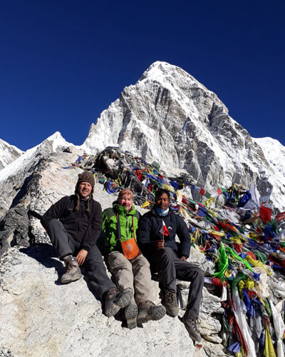 Kala Patthar trek