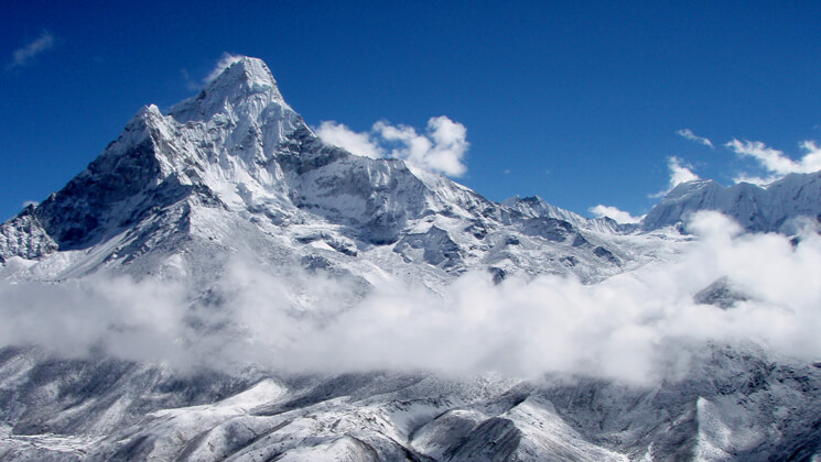 Ama Dablam expedition operator