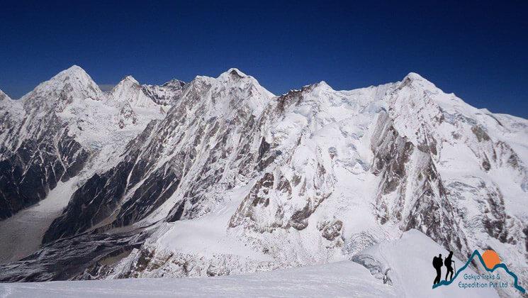 Larkya peak climbing operator agency