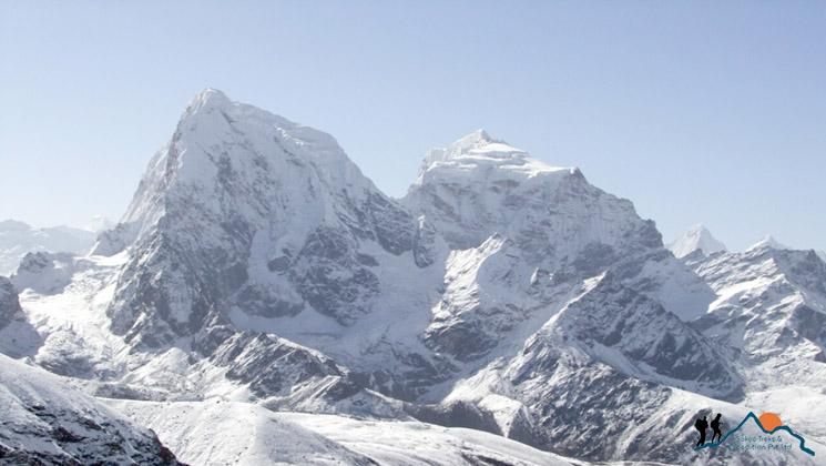Cholatse peak climbing operator agency