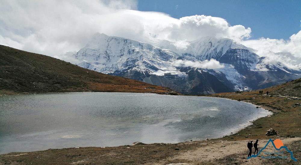 ice lake hikes
