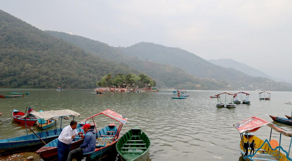 phewa lakeside