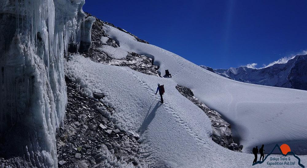 Ramdung peak climbing operator