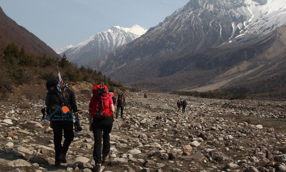 Samdo hiking