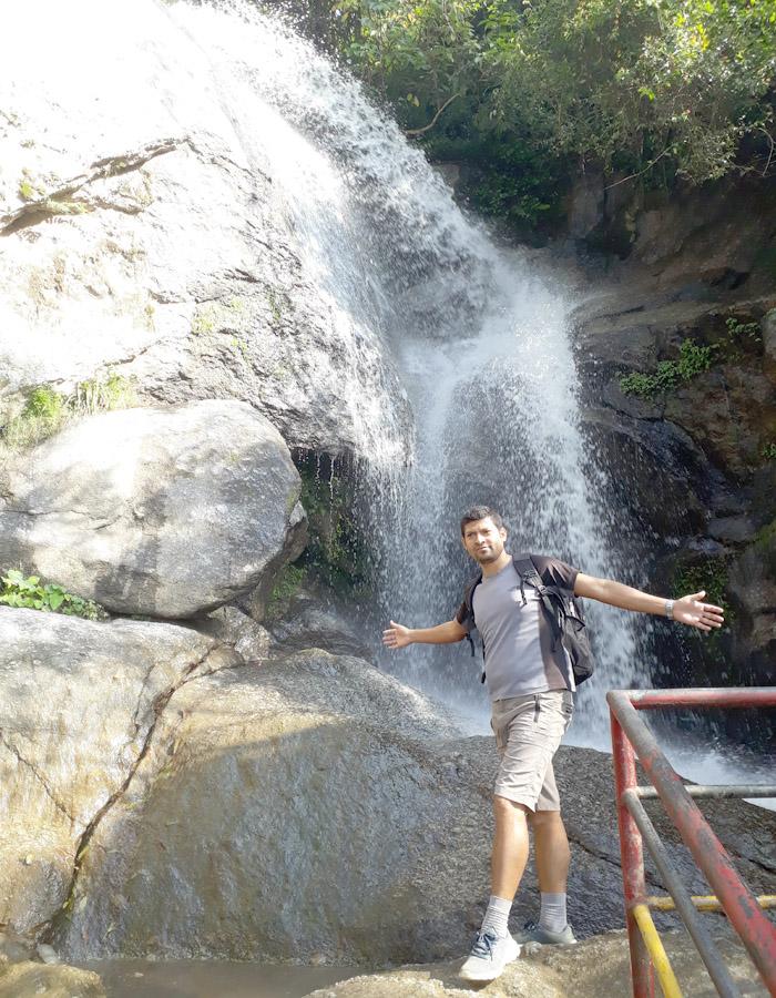 Boudeshwor waterfall
