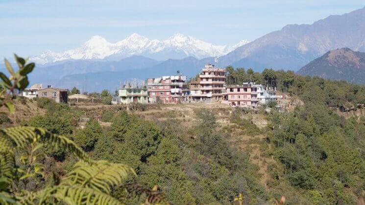 Chisapani to Nagarkot trek